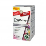 Schiff Natural Cranberry Extract - Extra Strength - 90 Softgels
