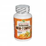 Seabuck Wonders Sea Buckthorn Omega 7 Complete - 500 mg - 60 Softgels
