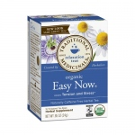 Traditional Medicinals Organic Easy Now Herbal Tea - Caffeine Free - 16 Bags
