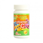 Yum V's Vitamin C Jellies Yummy Orange - 60 Chewables