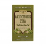 Only Natural Artichoke Tea Caffeine Free Lemon - 20 Tea Bags