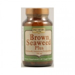 Only Natural Brown Seaweed Plus - 700 mg - 60 Vegetarian Capsules