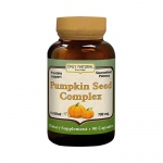 Only Natural Pumpkin Seed Complex - 700 mg - 90 Capsules