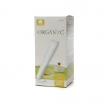 Organyc Cotton Tampons - Regular Apple - 16 Pack