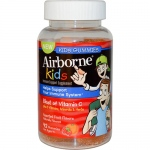 Airborne Vitamin C Gummies for Kids - Fruit - 42 Count