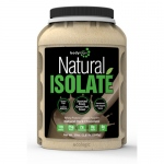 Bodylogix Isolate Powder - Natural Whey - Dark Chocolate - 1.85 lb