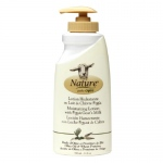 Nature By Canus Lotion - Goats Milk - Nature - Olive Oil Wht Prot - 11.8 oz
