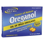 North American Hemp Company Oreganol - P73 - Convenience Pack - 10 Softgels
