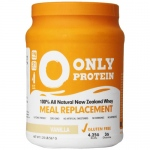 Only Protein Meal Replacement - Whey - Vanilla - 1.25 lb