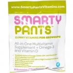 Smartypants Multivitamin - All in One - D3 - Gummy - Adlt - .56 oz - 1 Case