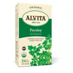 Alvita Teas Organic Herbal Tea Bags - Parsley - 24 Bags