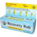 All Terrain® Recovery Rub Pain Relieving Cream: 3 oz
